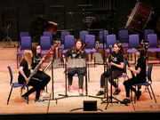 Senior Bassoons Play at Music for Youth