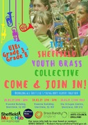 Join the Sheffield Youth Brass Collective