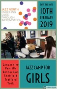 Save the Date!! Jazz Camp for Girls