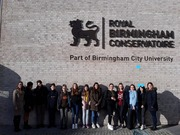 Double Reeds Trip to the Royal Birmingham Conservatoire
