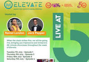 Wake Me Up video to feature in MfY Elevate Festival Saturday 11th, 5pm