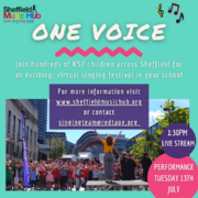 ONE VOICE Singing Festival
